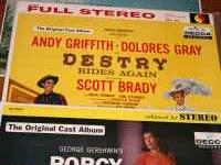 Broadway Hits in Stereo--the original cast albums: Guys