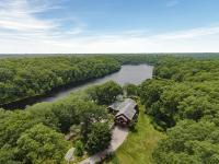 Spectacular waterfront property on beautiful Long Pond,