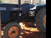 Long 460 4cylindar diesel tractor. Runs great. $3000.00