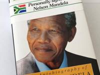Long Walk To Freedom - The Autobiography of Nelson