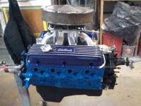 fresh overhaul on this 302 small block engine. fresh