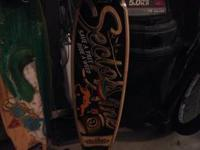 I have a sector 9 longboard I bought it 3 months ago