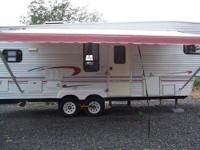NICE! 1998 Jayco Eagle model 293, 5th wheel, brand new