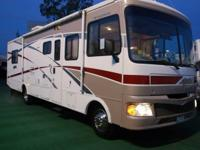 Check out this 2007 Fleetwood Terra 32S Class A