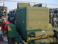 MAINTANCE CART WITH DIESEL YANMAR ENGINES, OIL AIR, AND