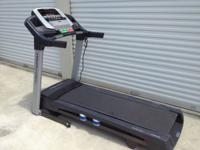 GET A 2013TREADMILL PRO FORM POWER 995 + ELLIPTICAL