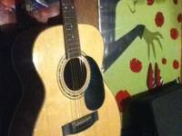 Looking to get rid of my Mitchell guitar, I currently