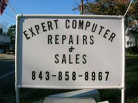 Expert Computer Repairs & Sales You Can Trust! $50.00