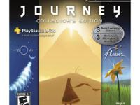 Looking to buy Journey Collector's Edition for PS3. If