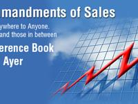 If yes, then '11 Commandments of Sales' is a must read.