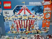 Greetings Houston,  I have a Lego Grand Carousel #