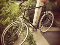 I'm planning to trade my single speed bike with flip