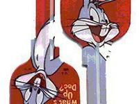 Looney Tunes House Keys (Link to