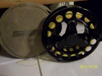 Loop 2W fly reel in ex.+ used little condition
