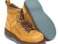 available is a pair of LOOP Mfg. Sweden paddling boots