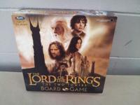 LOTR Board Game by Rose Art 2-6 players, ages 8 & up