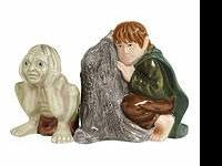 NEW, in unopened boxes  Lord of the Rings Gollum and