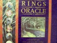 Photo 1, 2) LORD OF THE RINGS ORACLE GIFT SET $14,