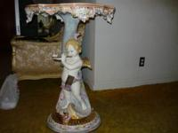 A Made in (Nove) Italy Cherub/Angel Capodimonte style