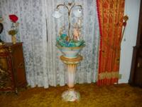 Hand made and painted Antique REPRODUCTION Made in