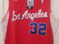Los Angles Clippers Sports Jersey Griffin # 32
