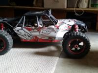 Losi buggy in very good contion. Comes with stock