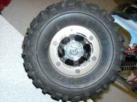 New Losi Comp tires and Rims, also throwing in a