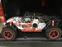 Ok guys, I've decided to sell my Losi DBXl 1/5 scale