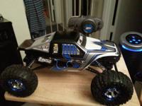 This is a new losi Night Spider RC. W / radio /