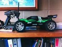 I am selling my Losi Ten T. I have only run three tanks