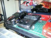 New losi Vaterra 69' Camaro or a Nissan GT - R w /