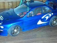 I have a BAD A ** Losi XXX-S Touring/Rally automobile