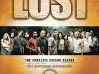 hello i have the first 4 seasons of lost a great