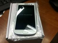 WHITE SAMSUNG GALAXY S3 BRAND-NEW IN BOX NO AGREEMENT.