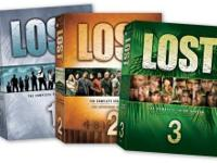 LOST: seasons 1-3 DVDs Originally paid $45 for each