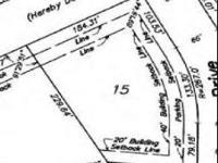 Lot #15 of the Pine Ridge Park commercial development.
