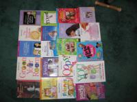 Lot of 25 American Girl Books This is a terrific lot