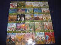 Great deal of 41 Magic Tree House books - hard cover