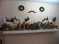 OBO -Entire Christmas City Display is for Sale - Mint