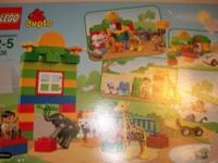 Large great deal of LEGO and wood american bricks etc.