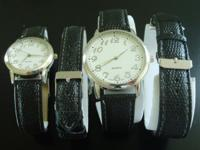 Lot of 10 Watches 5 Men 5 Ladies watches for $8.00.