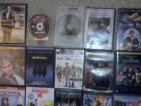 100 movies on DVD. $45. . Zach Location: