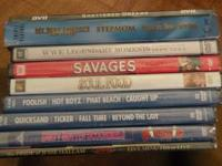 Lot of 11 Movies DVD Clean & Playable - $18.00 $18.00