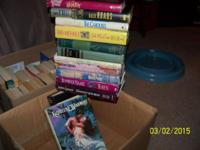 Lot of 13 Hard back books, consist of some romance and