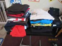 I HAVE 19 SURFER /SKATER BRAND SHIRTS IN GOOD CLEAN