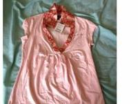 TWO Bebe tops for just $33 total!!!!  The pink with