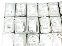 Hard disk drives are Refurbished or Working Pulls From
