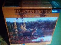 3 puzzles NEVER BEEN OPENED,  1st  - Black bay moose by