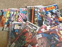 For sale: one lot of 38 comics from the 1940s batman