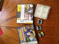 4 nintendo ds video games in good condition. Call of